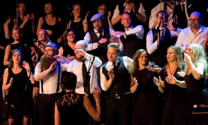 Rejoice Gospel Choir - julkonsert!