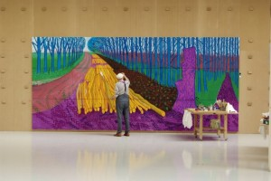 KINO - Konst på bio: Hockney - Landscape, Portraits and One Still Life