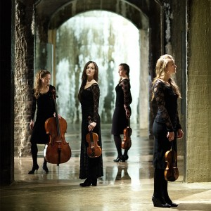 Musik i Äppelriket – Nightingale String Quartet