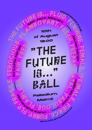 THE FUTURE IS... BALL - Vogue Ball