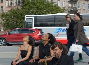 Scenfest - Fri Scen: Inhabitants. Dance and music composed at the present