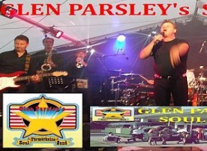 "GLEN PARSLEY's ""10 PICES"" SOUL BAND"