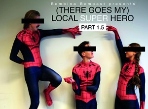 Scenfest - Fri Scen: (There Goes My) Local Hero Part 1,5