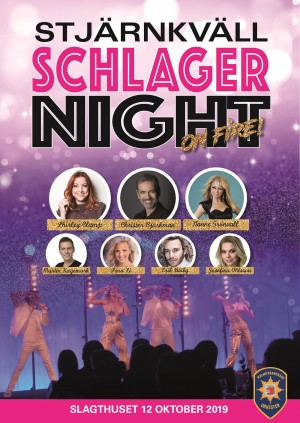 SchlagerNight on Fire
