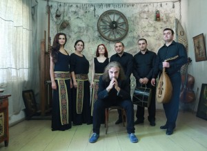 THE NAGHASH ENSEMBLE (ARMENIEN)